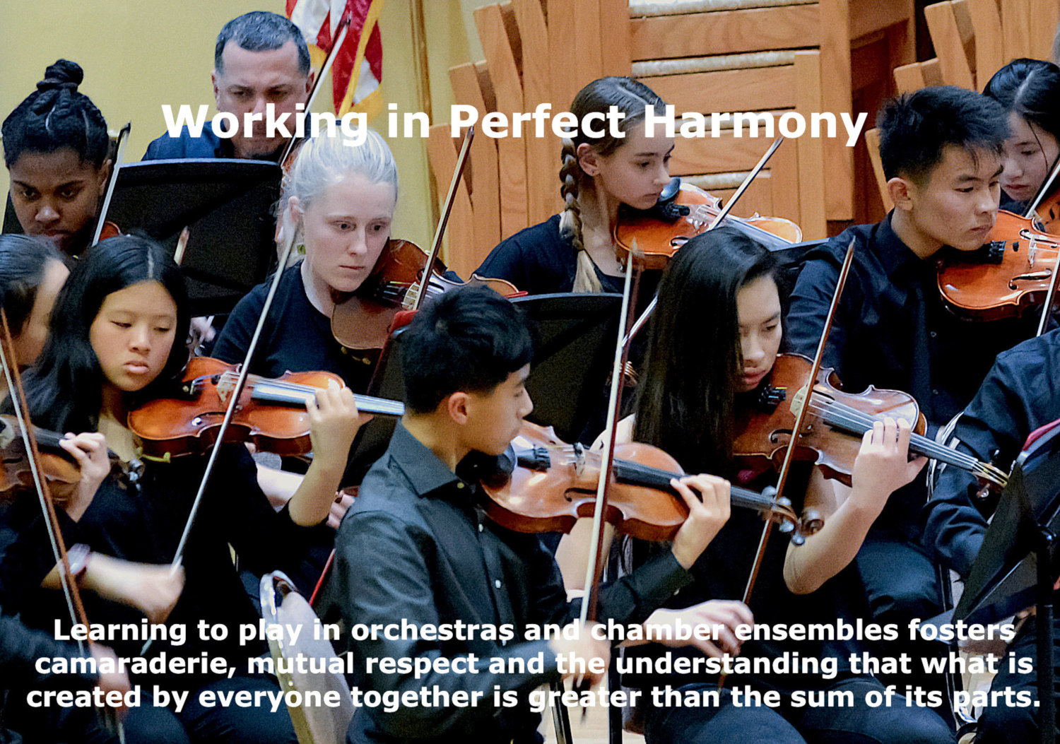 GGP Youth Orchestra Harmony